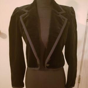 Saks Fifth Avenue Black Jacket